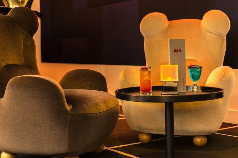 Hotel Marignan - Bar 3