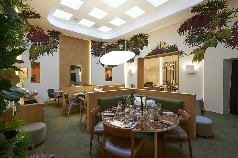 Hotel Marignan - Restaurant 2