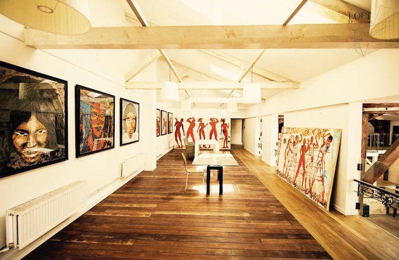 Loft D'Artiste - Galerie