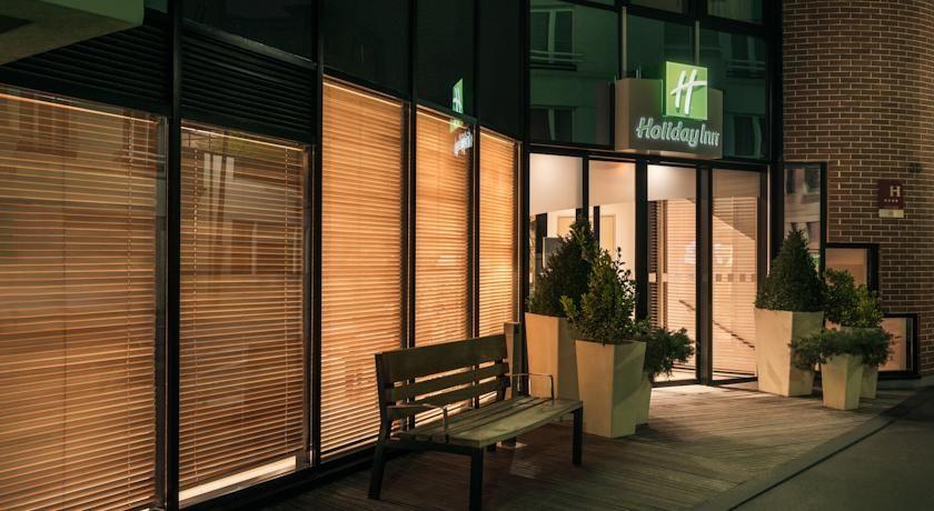 Holiday Inn Paris Montparnasse Pasteur - Entrée