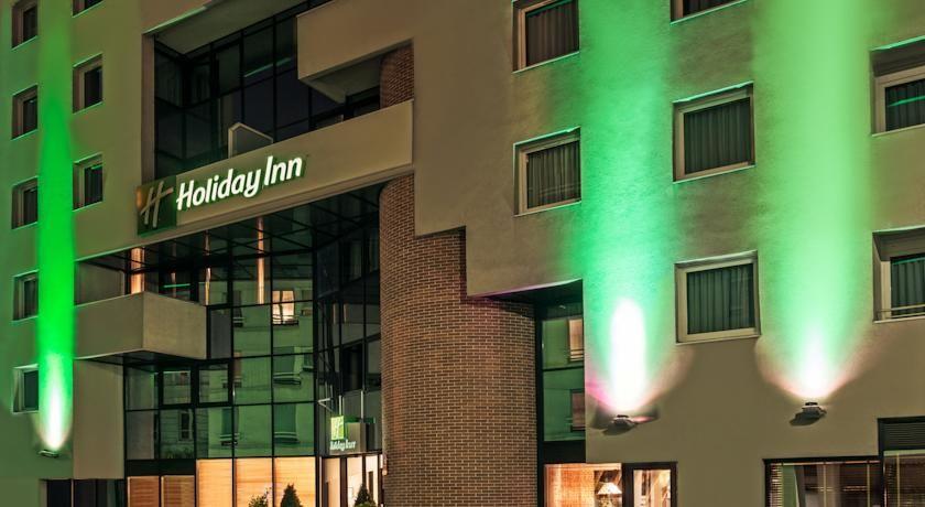 Holiday Inn Paris Montparnasse Pasteur - Façade
