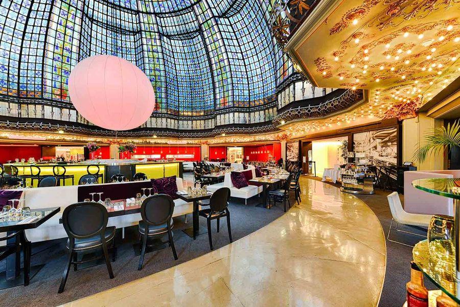 Brasserie Printemps - Salle principale