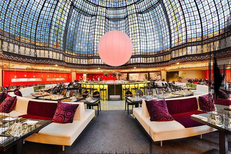Brasserie Printemps - Salle principale 3