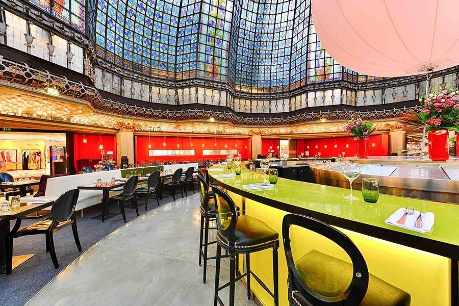 Brasserie Printemps - Restaurant