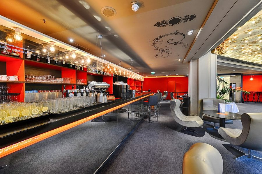 Brasserie Printemps - Bar latéral