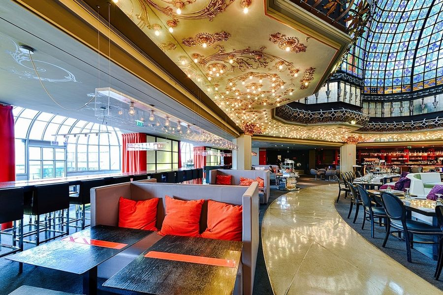 Brasserie Printemps - Salle principale 2