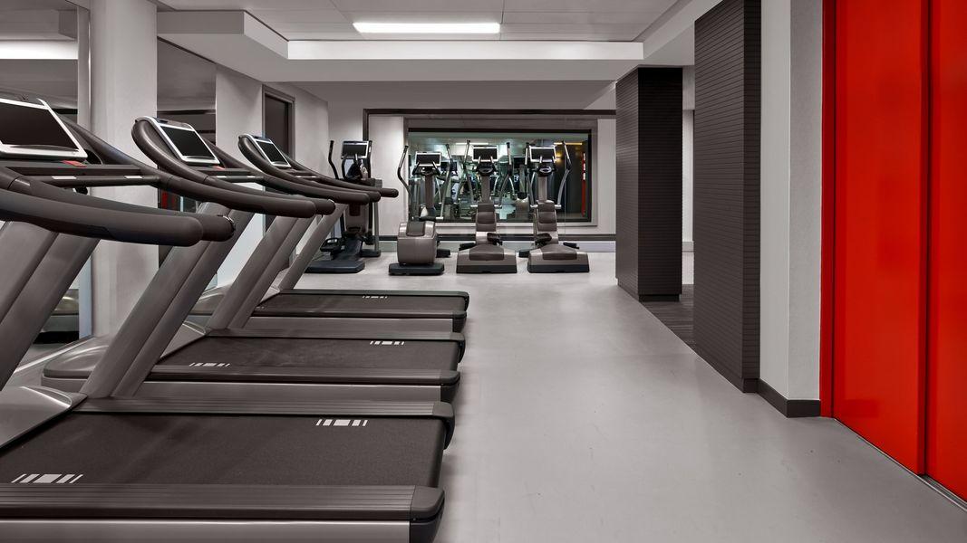 Le Méridien Etoile - Salle de Fitness 1
