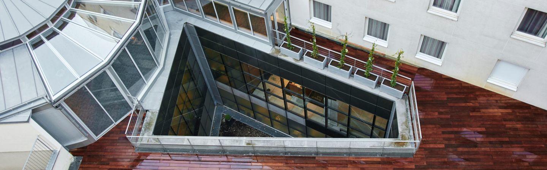 Holiday Inn Porte de Clichy - Terrasse