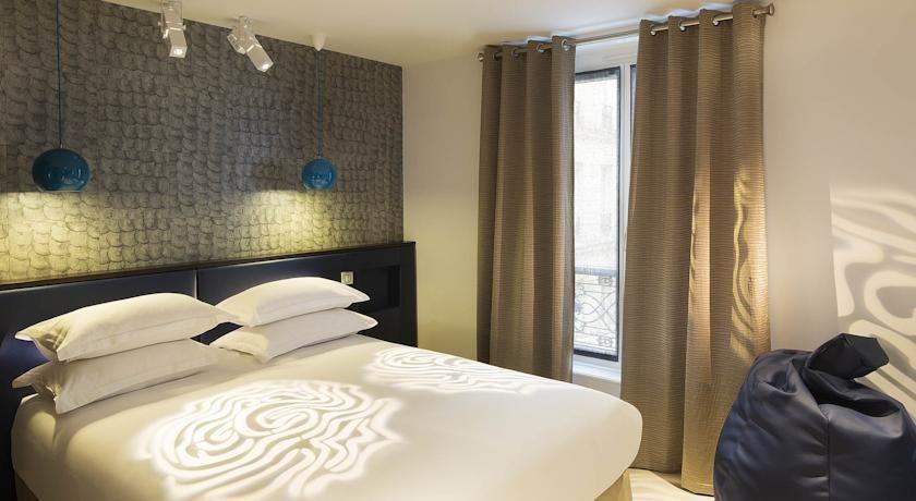 Hotel Eden - Chambre