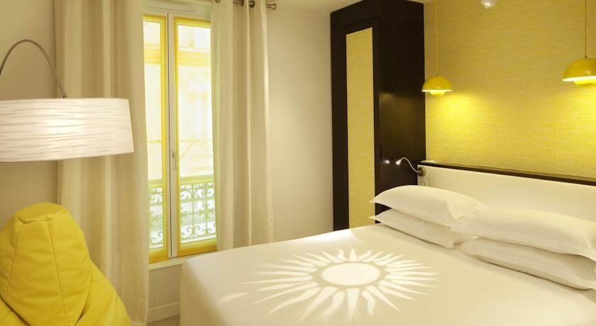 Hôtel Eden - Chambre