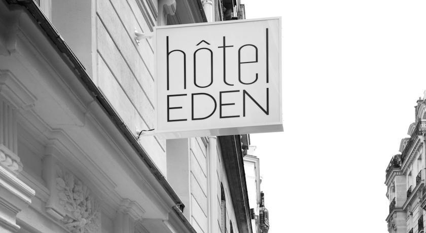 Hotel Eden - Façade
