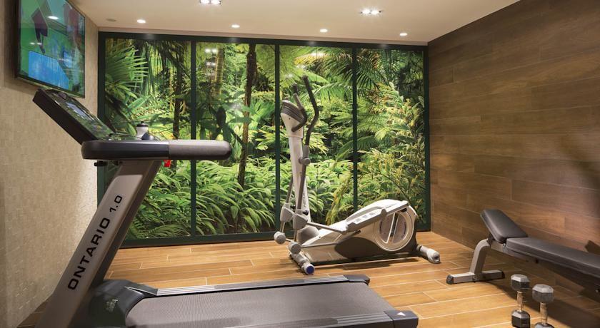 Hotel Eden - Salle de fitness