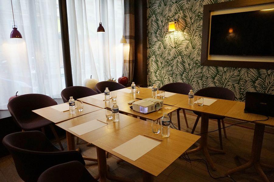 Hotel Eden - Salle de réunion