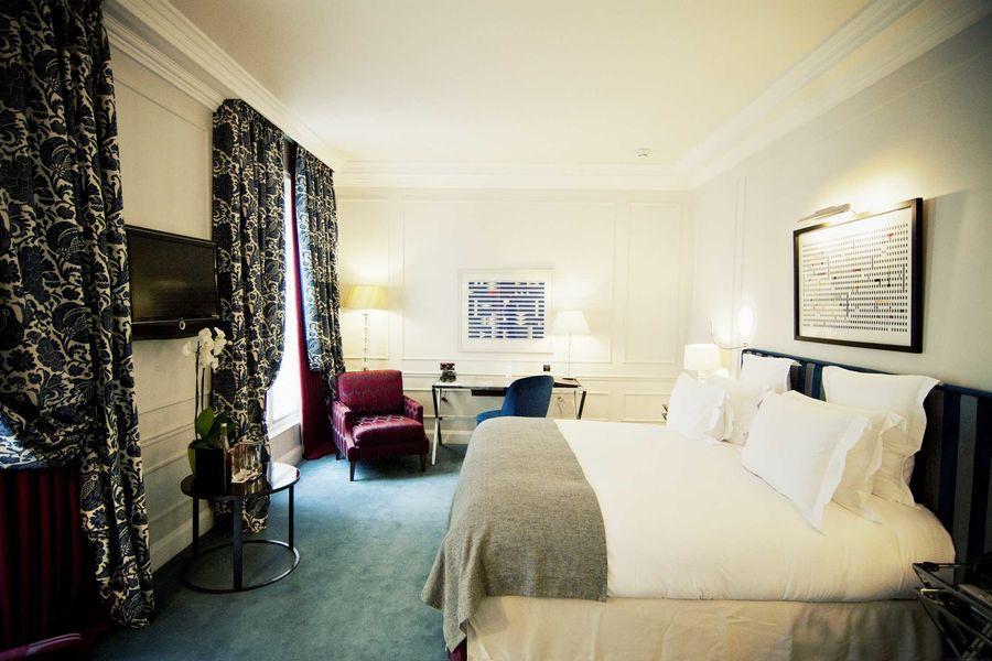 Hôtel Burgundy ***** - Chambre 8