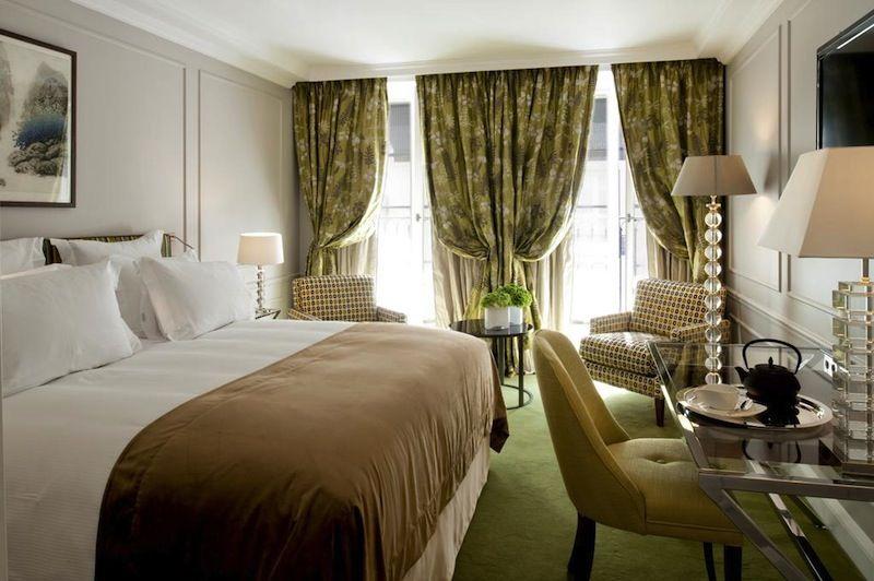 Hôtel Burgundy ***** - Chambre 6