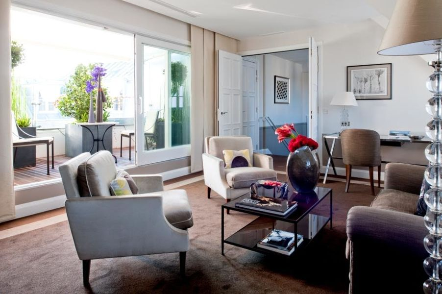 Hôtel Burgundy ***** - Appartement