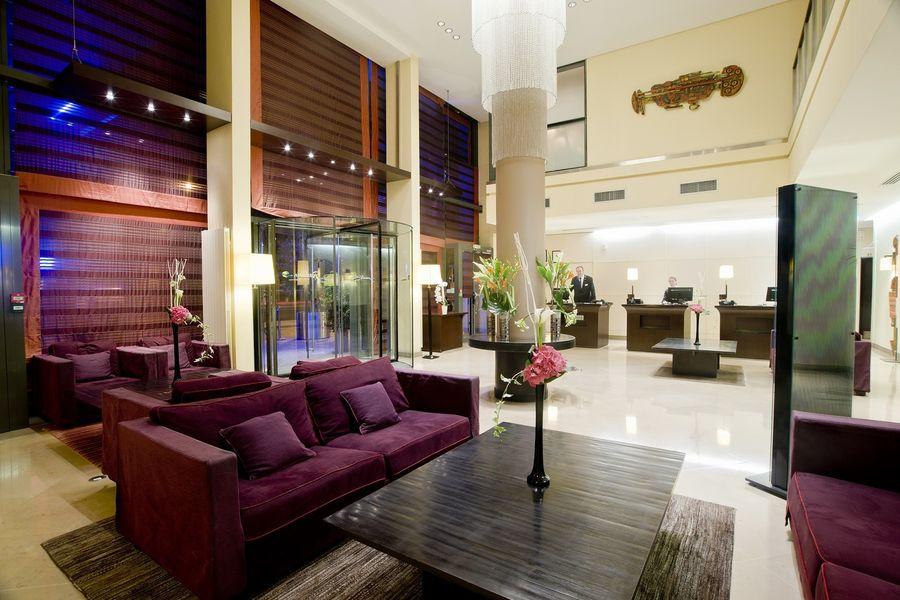 Radisson Boulogne - Lobby