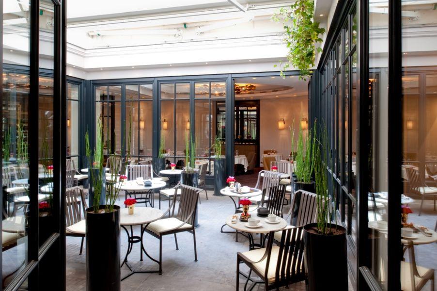 Hôtel Burgundy ***** - Terrasse