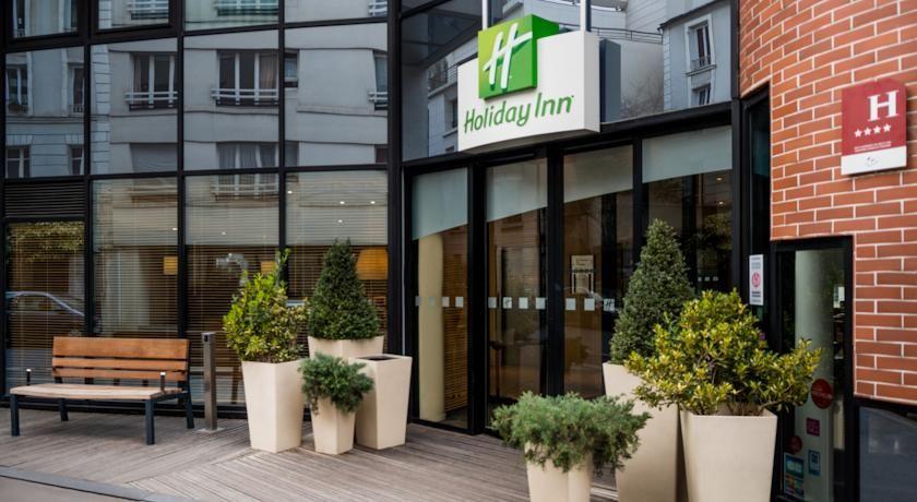 Holiday Inn Montparnasse Pasteur - Façade
