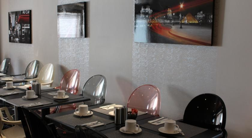 Holiday Inn Montparnasse Pasteur - Petit déjeuner
