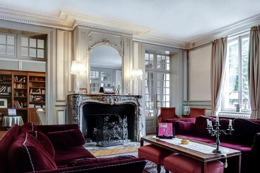 Château de Noyelles - Salon