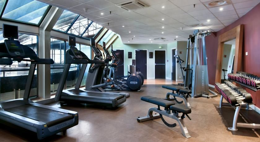 Hilton Paris la Défense - Salle de fitness