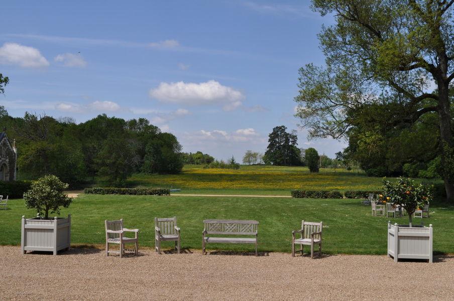 Château des Briottières - Jardins 2
