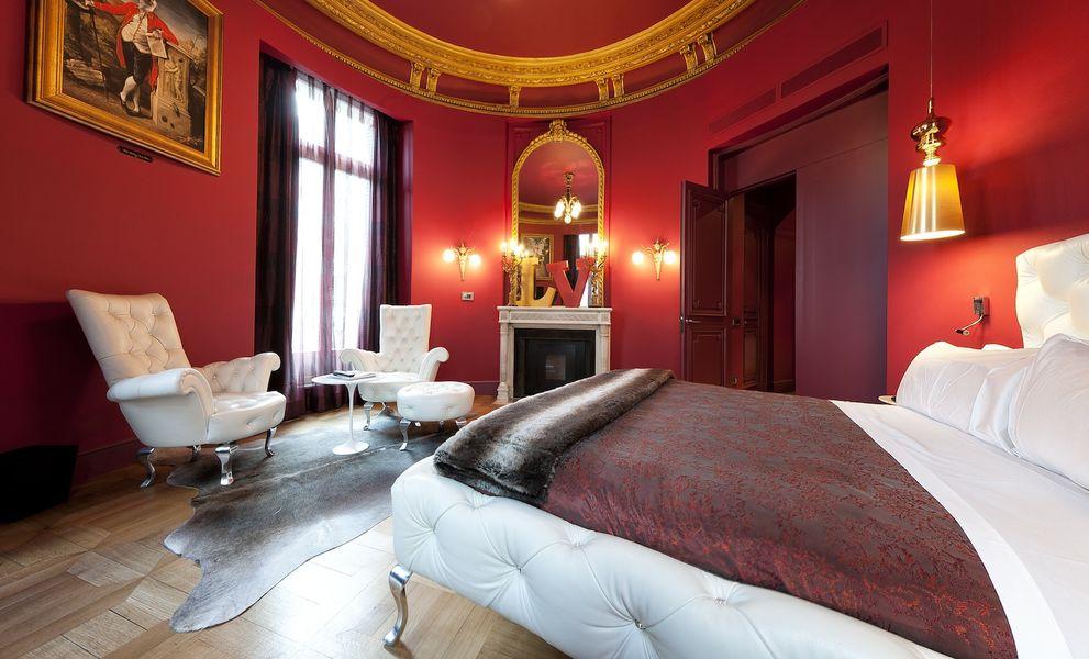 Hôtel Banke - Suite 106
