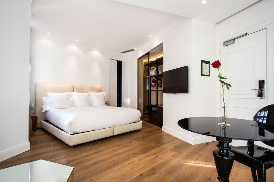 Hôtel Banke - Chambre Deluxe 2