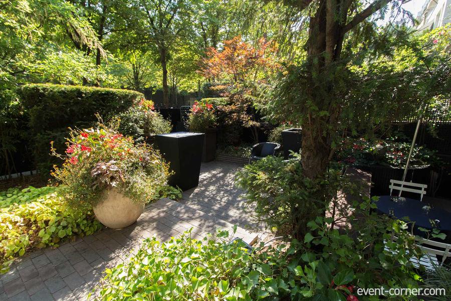 6 Mandel - Jardin
