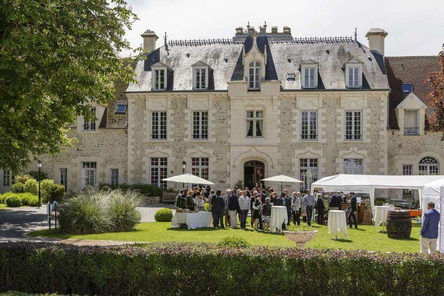 Château de Fère - Jardin
