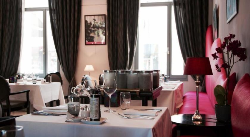 Hôtel de l'Image - Salle de restaurant 2
