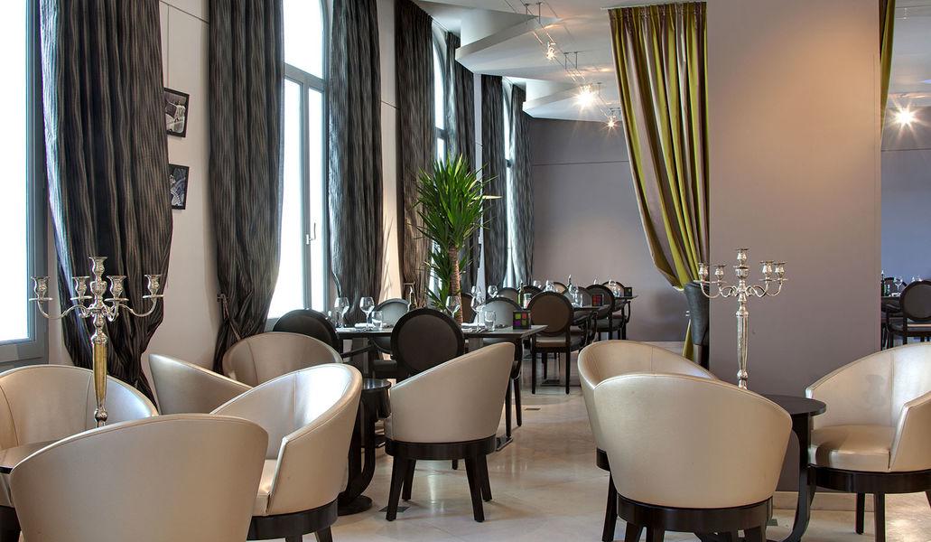 Hôtel de l'Image - Salle de restaurant 3