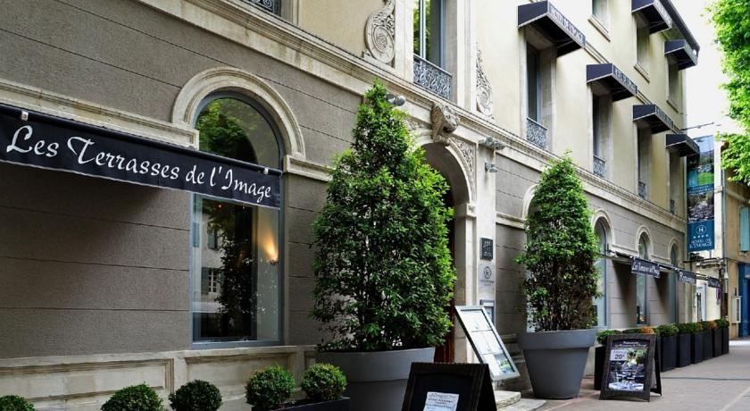 Hôtel de l'Image - Façade