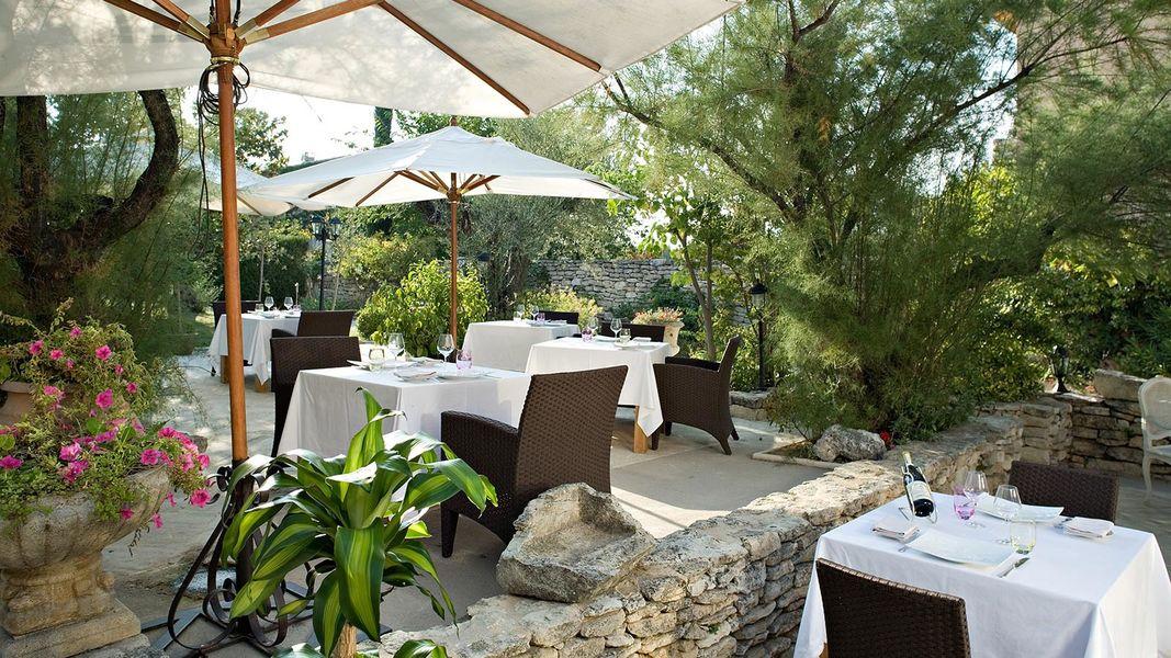 Le Roy Soleil - Terrasse restaurant