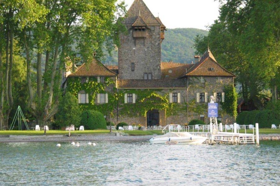 Château de Coudrée - Extérieur 2