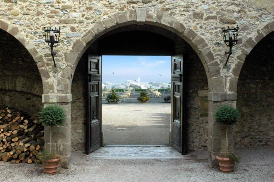 Château de Coudrée - Extérieur