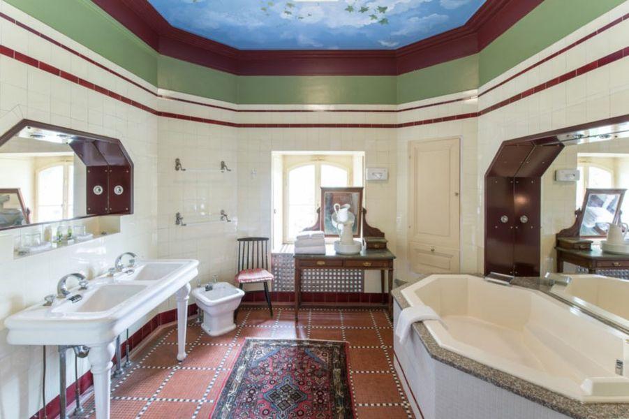 Château de Coudrée - Salle de bain