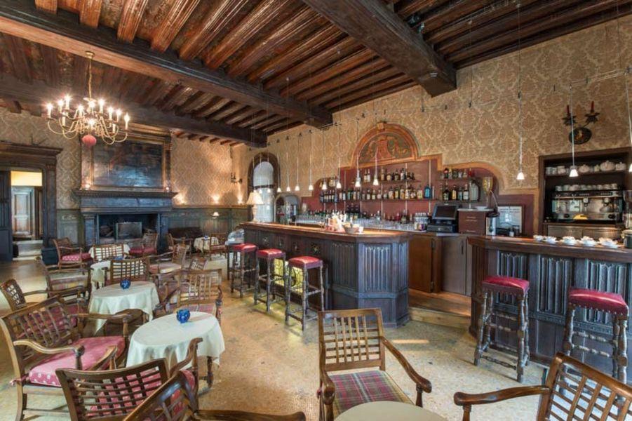 Château de Coudrée - Salle de restaurant