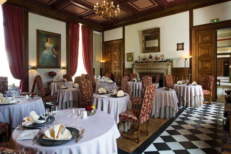Château de Sissi - Salle de restaurant 2
