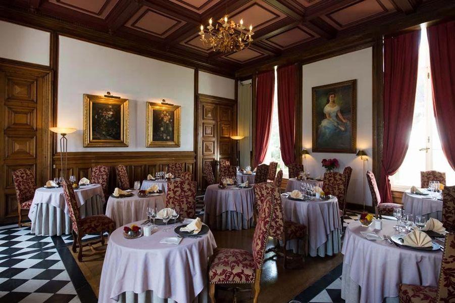 Château de Sissi - Salle de restaurant 3