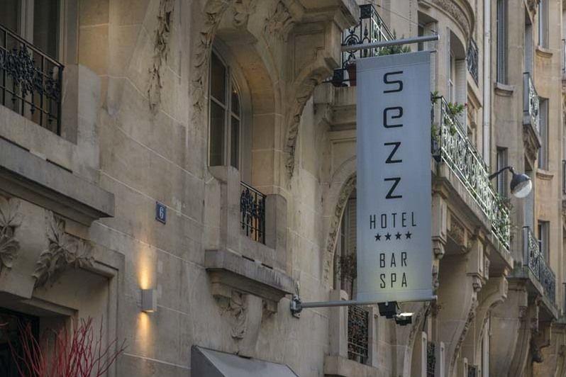 Sezz Paris - Façade 1