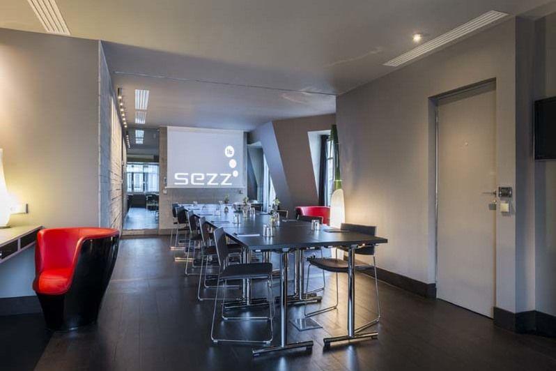 Sezz Paris - Salle de Séminaire 2