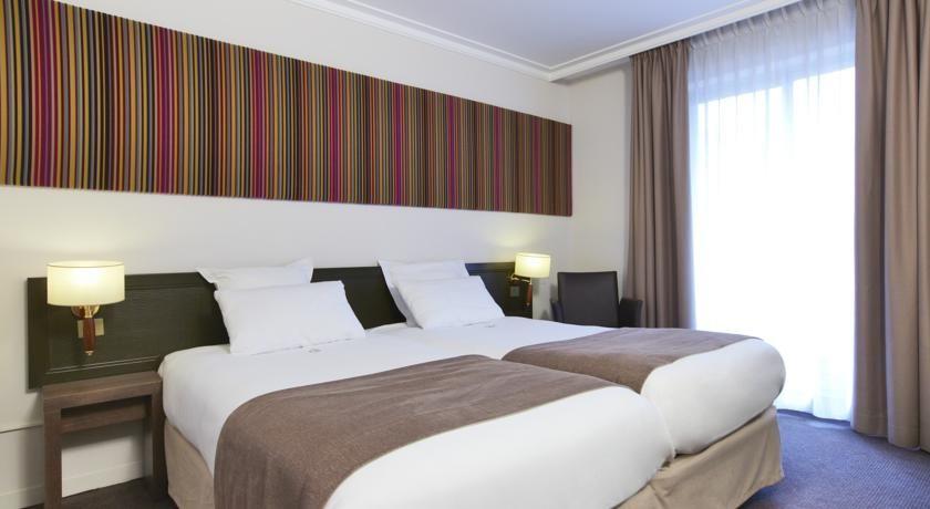 Kyriad Prestige Paris Ouest Boulogne Hôtel 21