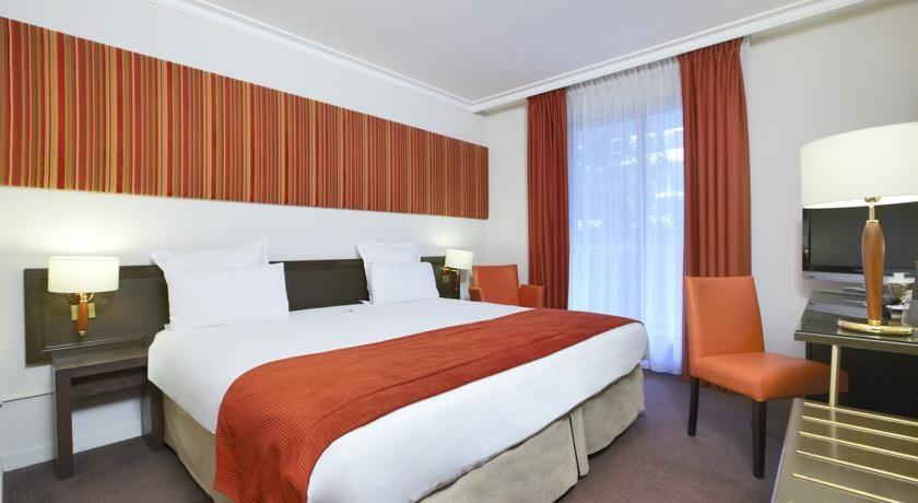 Kyriad Prestige Paris Ouest Boulogne Hôtel 23