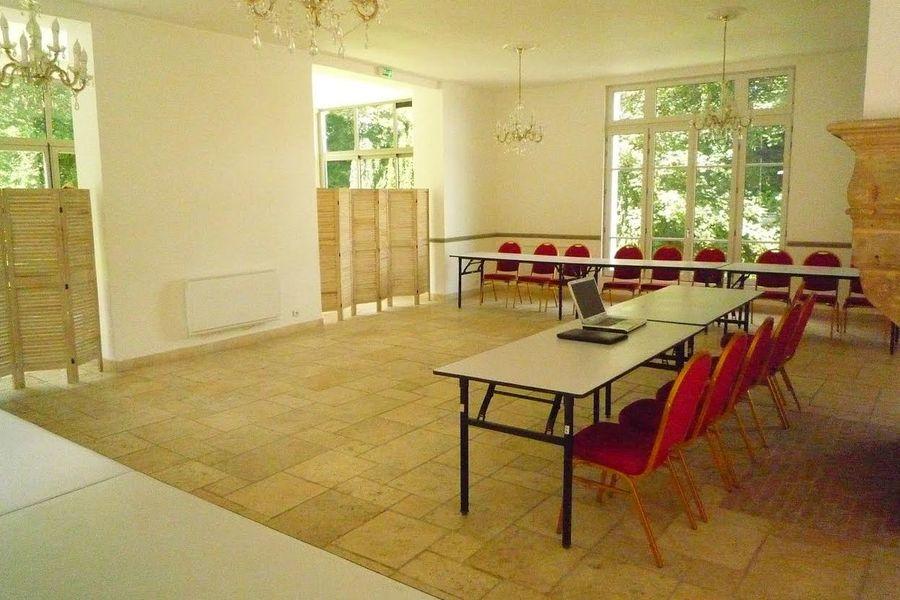 Domaine du Moulin - Salle de séminaire 3