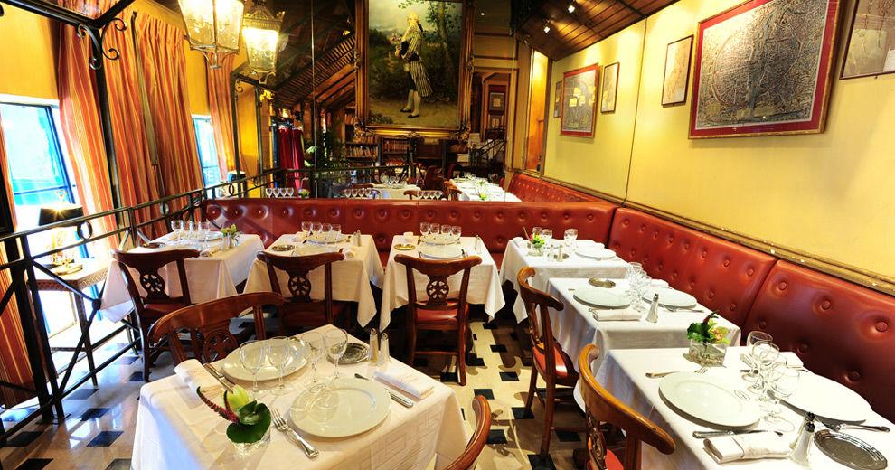 Restaurant le Procope - Salon