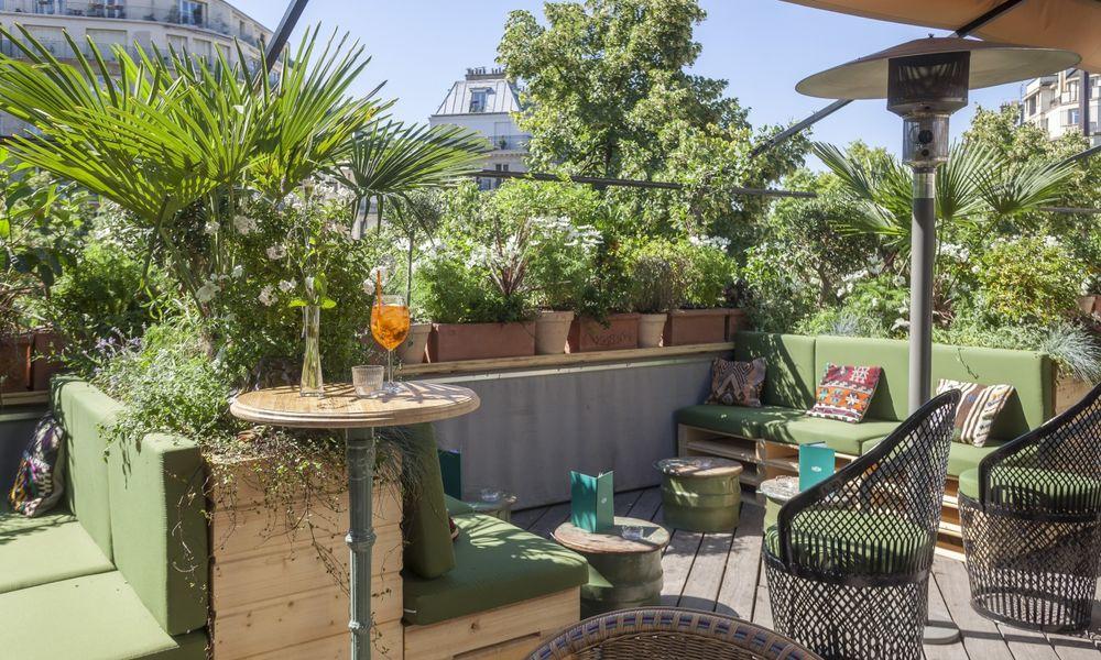 Auteuil Brasserie - Rooftop