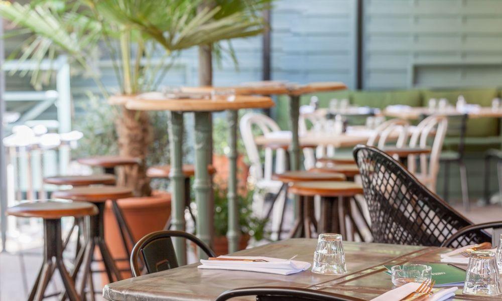 Auteuil Brasserie - Rooftop 3