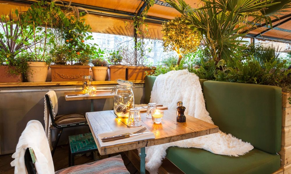 Auteuil Brasserie - Rooftop d'hiver 3
